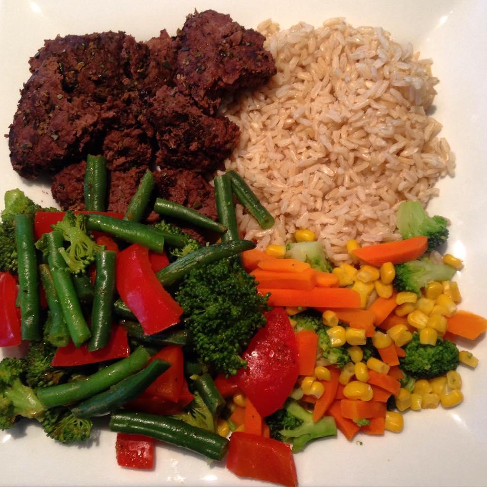 vegetarian diet plan to lose stomach fat