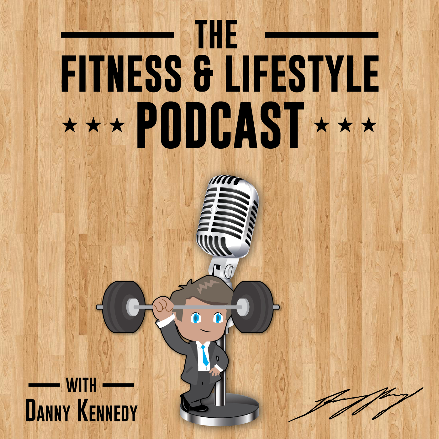 The Fitness And Lifestyle Podcast So Far…