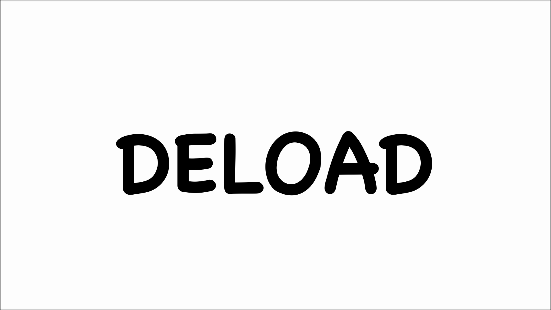 Deload; What, When, Why, How?