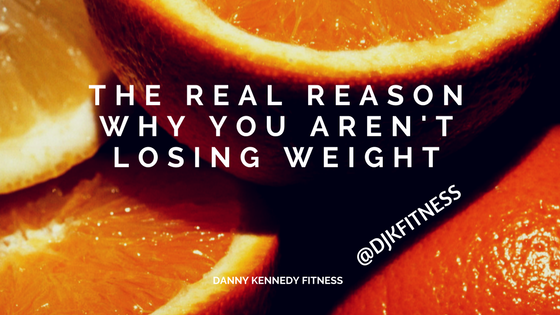 The Real Reason Why You Can't Lose Weight