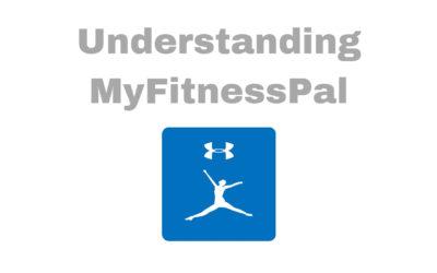 Understanding MyfitnessPal