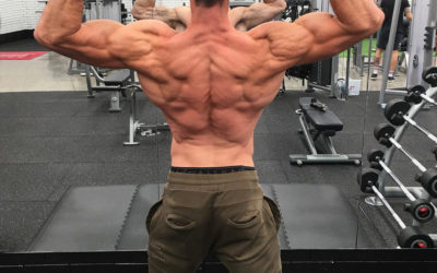 Busting Through a Muscle Building Plateau